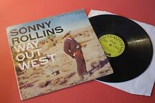 C 3530 LAC 12118 Sonny Rollins Way Out West Contemporary Vogue UK DECCA Press 57