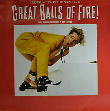 """GREAT BALLS OF FIRE! - JERRY LEE LEWIS 12"""" LP  (Q70)"""