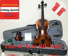 *LIMITED TIME*4/4 Violin+Mini Violin+Many Extras *Great Gift Package*