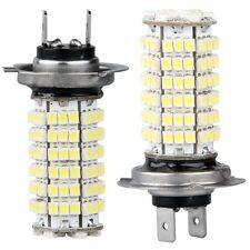 2x H7 120 3528 SMD LED Scheinwerfer Weiss Auto KFZ Leuchte Birne Lampe DC 12V GY
