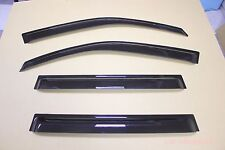 Nissan X-Trail Xtrail 2001-2007 Window Visor Sun Shade Rain Guard Weather Shield