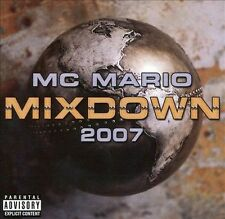 Mixdown 2007 2008 by Mc Mario - Ex-library
