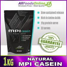 Mpi - Micellar Casein - Slow Release Protein - Mpi Casein - Natural - 1kg
