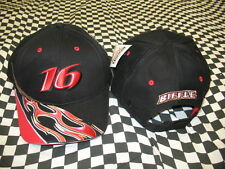 Greg Biffle #16 Black Element 2007 Racing Hat by Chase Authentics NASCAR NEW 11H