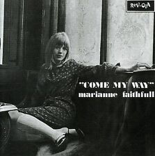 Come My Way [Bonus Tracks] by Marianne Faithfull (CD, Jan-2008, Rev-Ola Records)
