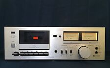 Sansui D-90 Stereo Cassette Tape Deck Player Recorder, For Repair or Parts Use