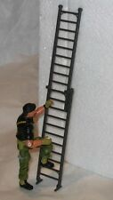 """EXTENDABLE LADDER  - 1:18 Scale Furniture Accessory for 3-3/4"""" Action Figures"""