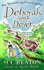 Deborah Goes to Dover by M. C. Beaton (Paperback, 2011) New Book