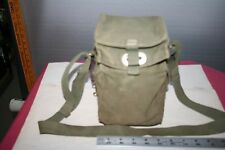 WWII British Military Empty Gas Mask Bag MSU-7241-55