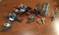Dino Riders Lot 3 Figures