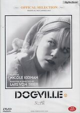 DOGVILLE ALL REGION NEW  DISC DVD