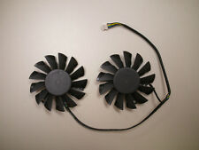 75mm Twin Frzor III Fan PLD08010B12HH MSI 670 680 HD7850 7870 Video Card USA