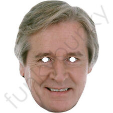 William Roache - Ken Barlow From Coronation Street Celebrity Card Mask