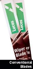 AUDI A8 1994-2003 LUCAS WINDSCREEN WIPER BLADES (PAIR)