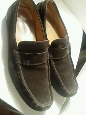 Coach Mens Hadden Slip-On Moc Toe  Casual Loafers Dress Shoes size 9.5D