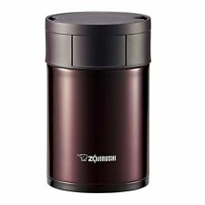 New Zojirushi stainless steel food jar 450ml Bordeaux SW-HB45-VD Free Postage