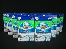 84 Scrubbing Bubbles Toilet Cleaning Gel Fresh Mountain Morning Total 14 Boxes