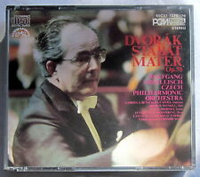 CD (S) - Dvorak Stabat Mater-W. Sawallisch & Czech Philharmonic Orchestra 2cd