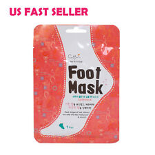 Cettua clean & simple Foot Mask Moisturizing and smoothing Baby silky foot /US