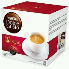 Dolce Gusto Sical Coffee Pods 16 in a box 16 servings from Portugal UK stock now