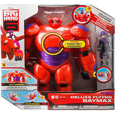 "Official Bandai Big Hero 6 - 11"" inches 28cm Deluxe Flying Baymax Figure"