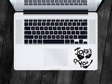 Joker Sticker Batman Dark Knight Decal Apple MacBook Mac iPad Laptop Car Window