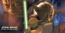 STAR WARS ATTACK OF THE CLONES WIDEVISION SET