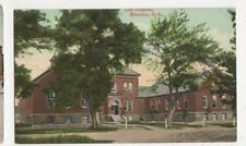 Canada, City Hospital, Moncton N.B. Postcard, B136