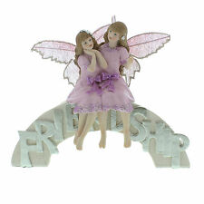 Fairy Wishes By Juliana Pink / Cream Friendship Figurine / Ornament.New.58226