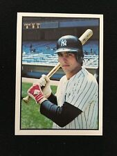 BUCKY DENT ODD BALL CHAMPIONSHIP SEASON YANKEES 1978 SSPC BASEBALL CARD