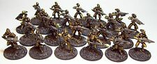 Painted 15mm Tavshar alien armored infantry x22 Loud Ninja Games Stargrunt 5150