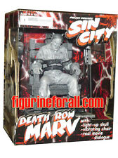 NECA Frank Miller's Sin City DEATH ROW MARV Electronic Box Set Action Figure