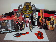 Grimlock transformers platinum fall of cybertron & 3rd party add-on kits dinobot