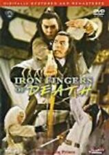 IRON FINGERS OF DEATH AKA SHAOLIN PRINCE DVD
