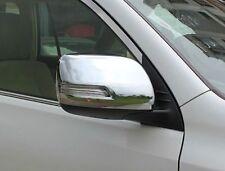 Chrome side mirror cover for Toyota Prado FJ150 2010 2011 2012 2013 2014 2015