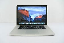 "Apple MacBook Pro 15"" 2009 2.53GHz C2D  250GB  4GB  MC118LL/A C GRADE + WARRANTY"
