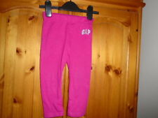 Cute cerise pink trousers / tracksuit bottoms, GAP (BABYGAP), 2 years see desc