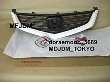 Oem *NH624P* 06-07 Euro R Front Grille + Euro Emblem HONDA  ACCORD CL7 CL9 ACURA