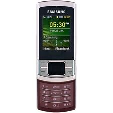 ORIGINAL Samsung C3050 Pink 100% UNLOCKED GSM GPRS Cellular Phone Warranty FREE