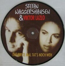 Stefan Waggersshausen Viktor Lazlo 45 tours Picture Disc 1990