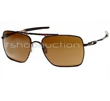 Oakley OO 4061-08 DEVIATION Brown Camo Dark Bronze Mens Sunglasses Gift in Box