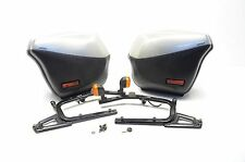 1998 Ducati ST2 Luggage Case Left & Right Bag Set With Mounting Brackets & Key R