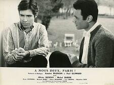 OLIVIER DESPAX MICHEL SUBOR A NOUS DEUX PARIS 1966 VINTAGE PHOTO ORIGINAL #3