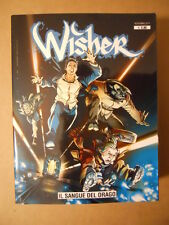 WISHER ( Sebastien Latour ) Vol.1 2011 Gp Publishing     [G485]