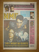 NME 1990 JUN 9 THEY MIGHT BE GIANTS HAPPY MONDAYS ROSES
