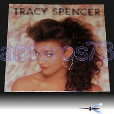 "TRACY SPENCER ""TRACY"" RARE LP ITALO DISCO - MINT STILL SEALED"