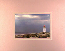 ART WOLFE Lighthouse Nova Scotia poster stampa d'arte immagine 40x50cm-porto franco