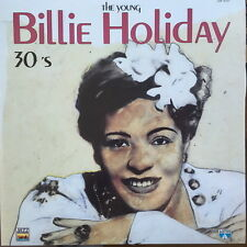 """12"""" Billie Holiday The Young Billie Holliday 30`s (Near Mint) 80`s Lotus"""