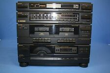 Sharp Stereo SG950CD AM-FM Receiver Tape Deck CD Player Turntable Tuner EQ Phono