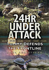 24hr Under Attack: Tommy Defends the Frontline,Robertshaw, Andrew,New Book mon00